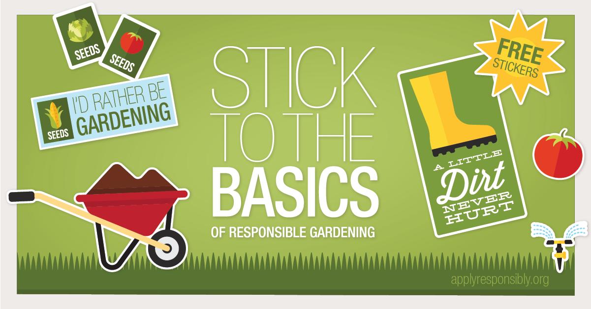 Are you a responsible gardener?